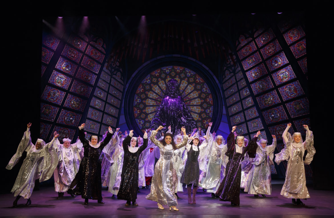 Sister Act review