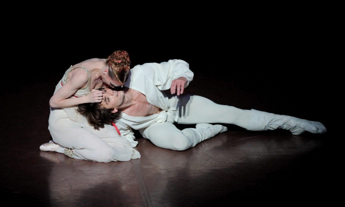 Stuttgart Ballet in John Cranko's Romeo and Juliet