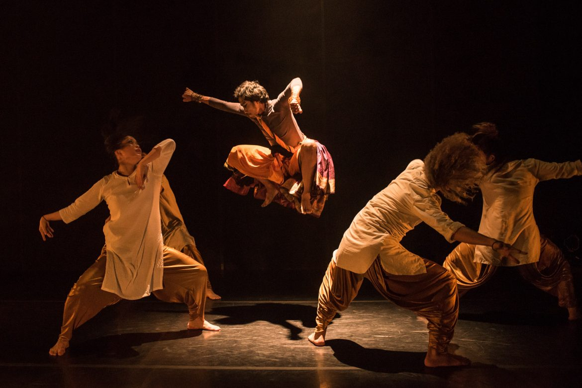 ANWESHA - Beyond the Darkness! Maya Dance Theatre