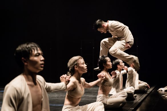 Earth by T.H.E Dance Company with