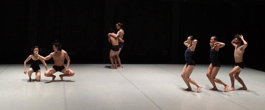 dancing may