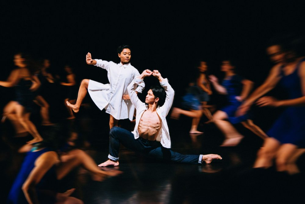 The Third Space: Contemporary Asian Explorations in Dance