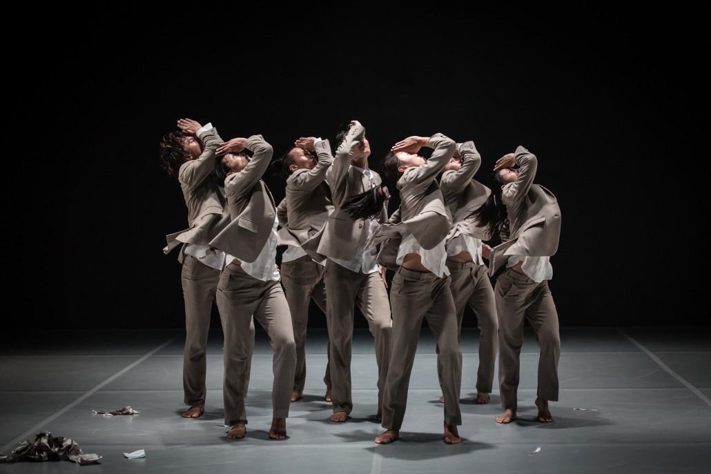 """郭瑞文:""""编舞的过程是一种喜悦以及思想和精神传承。"""""""