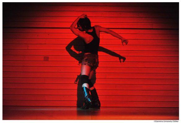 Eisa Jocson in Macho Dancer