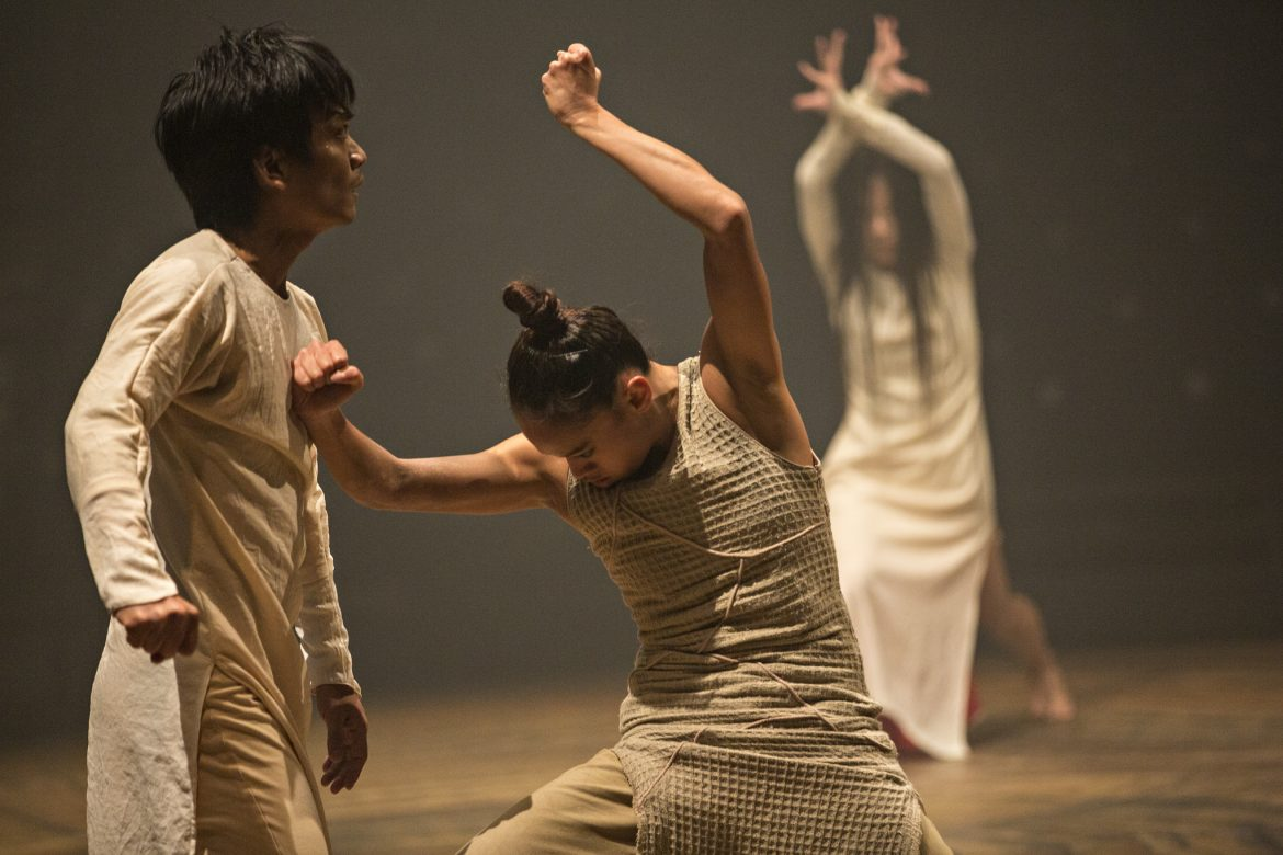 da:ns festival Until the Lions Akram Khan Company