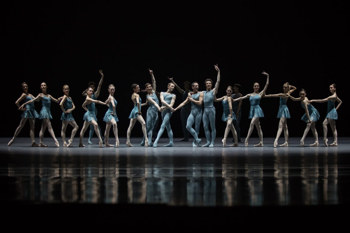 Contemporary William Forsythe's Blake Works I