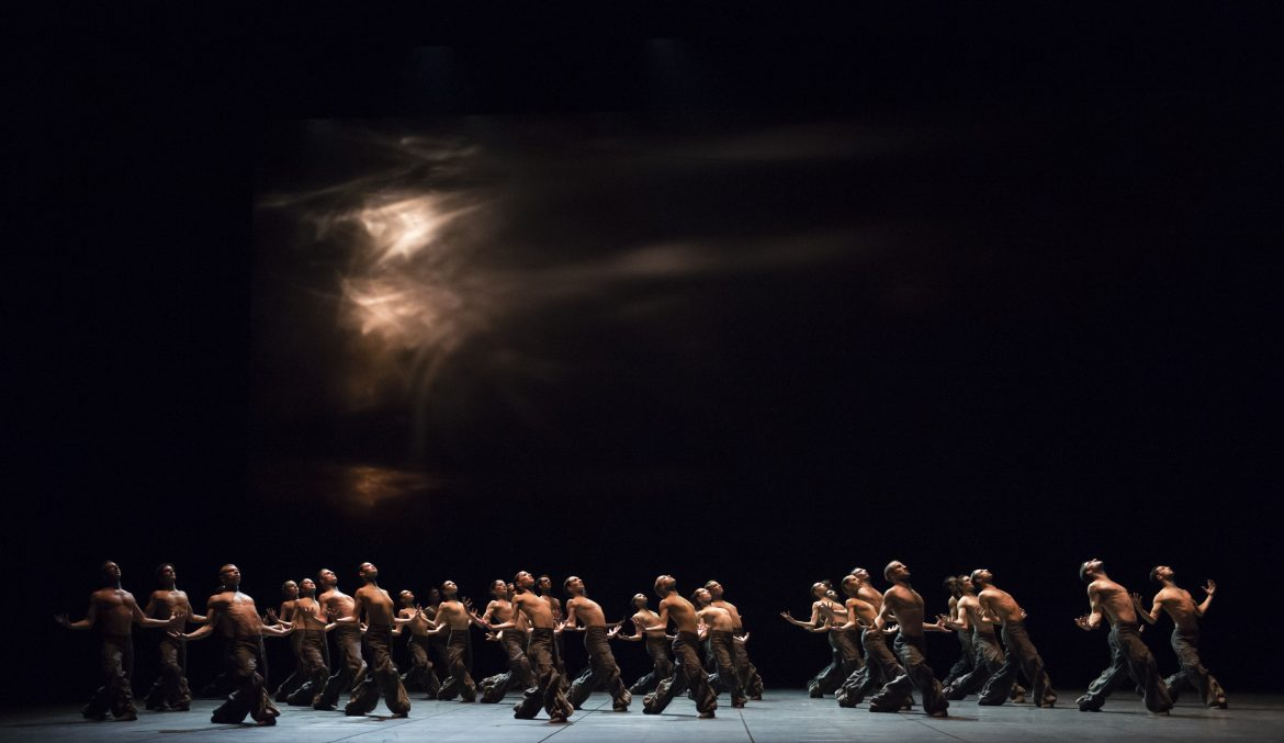 Paris Opera Ballet Contemporary Ballet