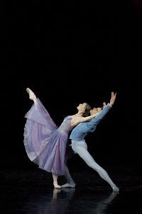 In The Night by Jerome Robbins