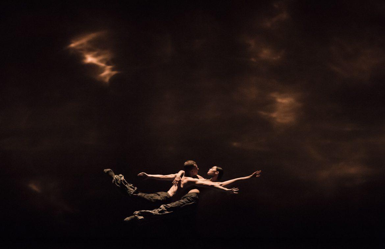 Crystal Pite with Paris Opera Ballet