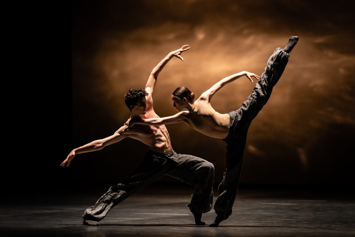 Paris Opera Ballet The Seasons' Canon, Crystal Pite, Bernie Ng