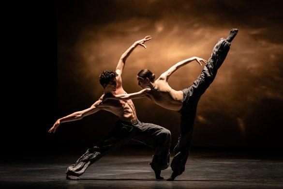 Paris Opera Ballet The Seasons' Canon, Crystal Pite, Bernie Ng