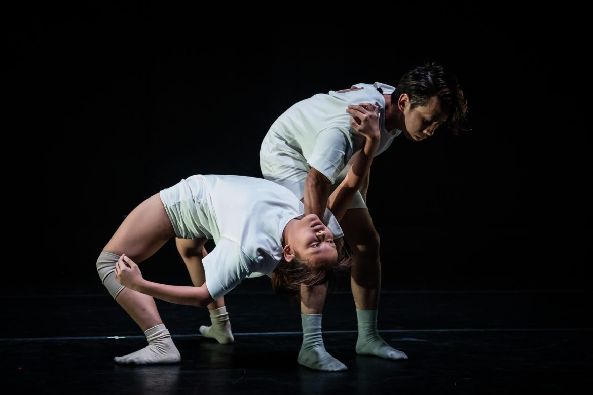 DiverCity with M1 Contact Contemporary Dance Festival